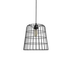 Hanglamp Zwart - Doorsnee 30cm - Incl. lamp