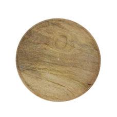 Dienblad 20cm hout