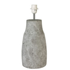 Lampvoet Rond Beton - 45cm hoog - Doorsnee 19cm
