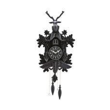 Clock Tik Tak - Zwart