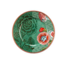 Gebaksbordje Spring to Life Groen - 17 cm