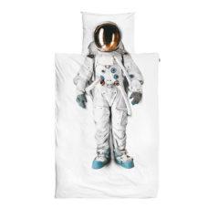 SNURK Astronaut dekbedovertrek 140 x 200/220 cm