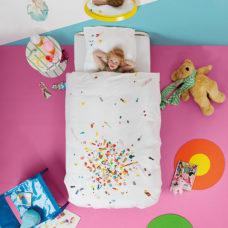 SNURK Candy dekbedovertrek 140 x 200/220 cm