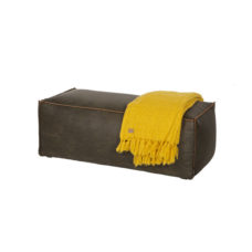 BePure Rodeo hocker 43x120x60 army