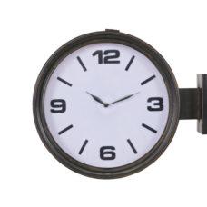 BePure Headstation klok Metaal Zwart