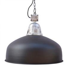 Hanglamp 50cm vintage black