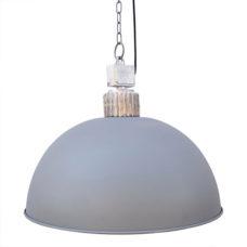 Hanglamp 50cm vintage grey