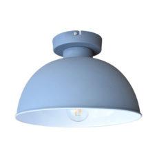 Plafondlamp industrial 30 cm Vintage grey