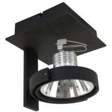 Spot 1-lichts LED - Zwart