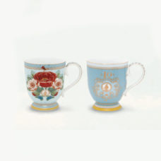 Set van 2 Mugs - PIP Studio 10 Years Limited Edition