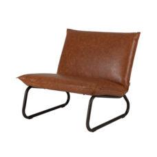 Ineke fauteuil - Cognac