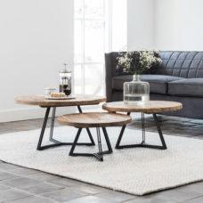 Coffee table Cabrini small - 55x55x30cm
