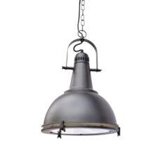 Hanglamp mat black 32cm