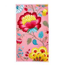 Pip Floral Fantasy - Handdoek Pink