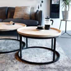 Carpet Liv 160x230 cm - taupe