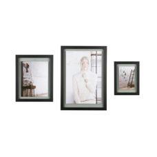 BePureHome Shift fotolijst met houten rand - M 40x30cm