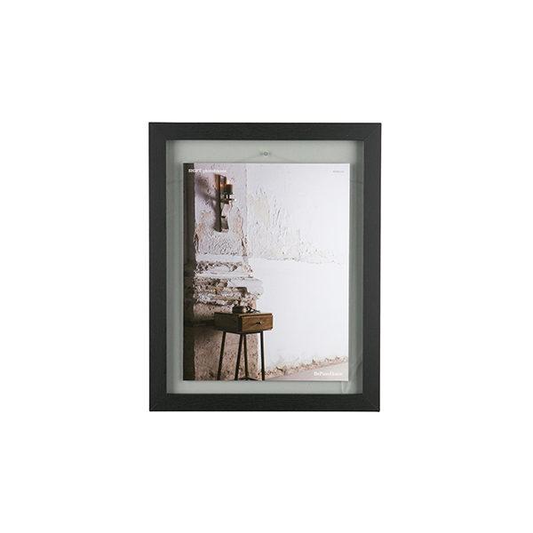 BePureHome Shift fotolijst met houten rand - L 50x40cm