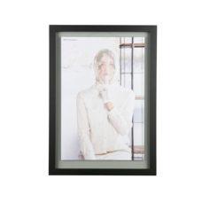 BePureHome Shift fotolijst met houten rand - XL 70x50cm