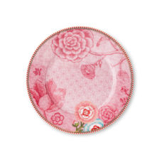 Pip Spring to Life ontbijtbord Roze - 21 cm