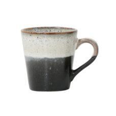 Hk Living 70's espresso mok - Rock