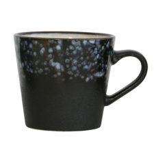 Hk Living 70's cappuccino mok - Galaxy