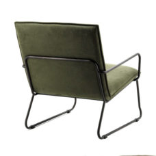 Fauteuil Ken - groen touareg