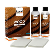 Oranje WaxOil Wood Care Kit + Cleaner - 2x250ml