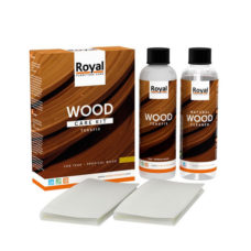Oranje Teakfix Wood Care Kit + Cleaner - 2x250ml