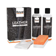 Oranje Leather Care Kit - Care & Protect - Maxi - 2x250ml