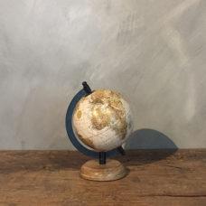 Wereldbol Tan 12,5x14x22cm