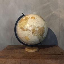 Wereldbol Tan 30x32x40cm