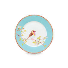 Pip Plate Early Bird Blue - 21 cm