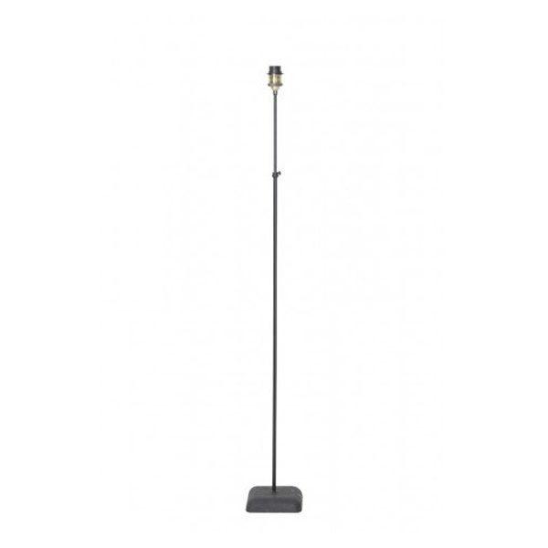 Vloerlamp 18x18x118-160cm Zwart