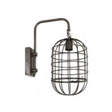 Wandlamp 33x20x43cm Vintage Tin