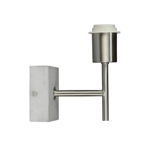 Wandlamp concrete 16,5x10x18cm
