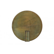 Wandlamp 30cm Goud-grijs