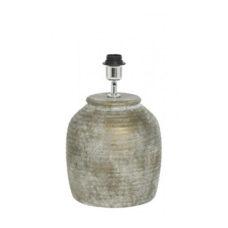 Lampvoet 23,5x35 cm keramiek brons