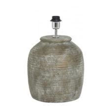 Lampvoet 28x40 cm keramiek brons