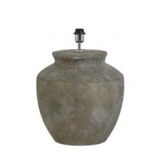 Lampvoet 41x51 cm keramiek brons