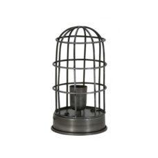 Tafellamp 14x25cm Vintage Tin