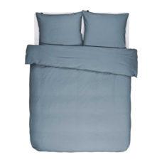 ESSENZA Guy Dekbedovertrek Blue 200x220 cm