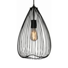 Hanglamp Nador 20cm Zwart