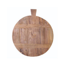 HK Living Broodplank teak Medium