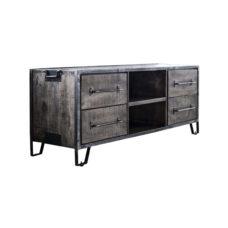 TV-meubel Roan 4 lades / 2 open vakken
