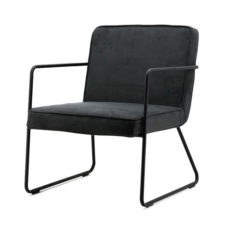 Fauteuil Kenny - Antraciet