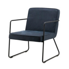 Fauteuil Kenny - Blauw