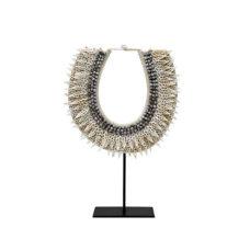 HK Living Papua schelp ornament L