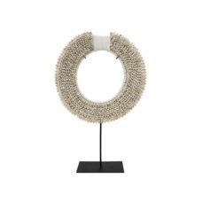 HK Living Papua schelp ornament M