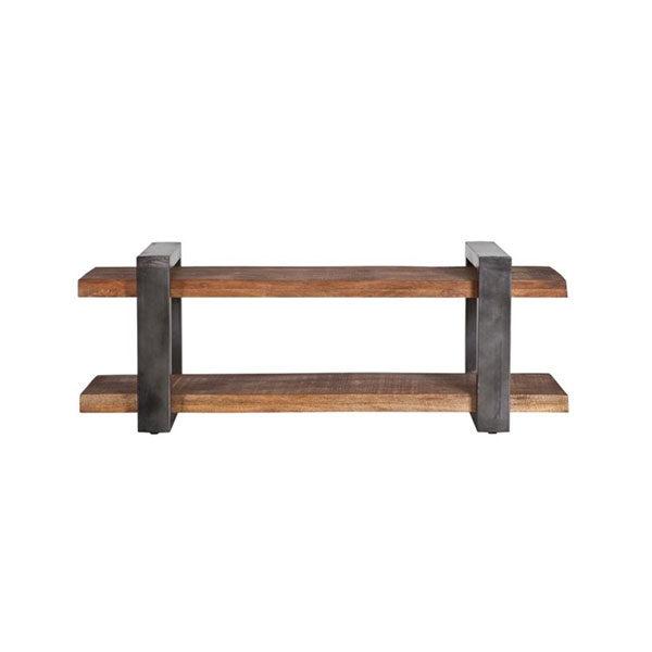 Josh - TV-meubel Zwart 150cm