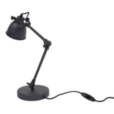 Tafellamp Desky vintage black